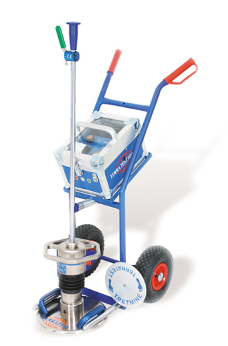 CARRELLO Mobile Light Weight Deflectometer