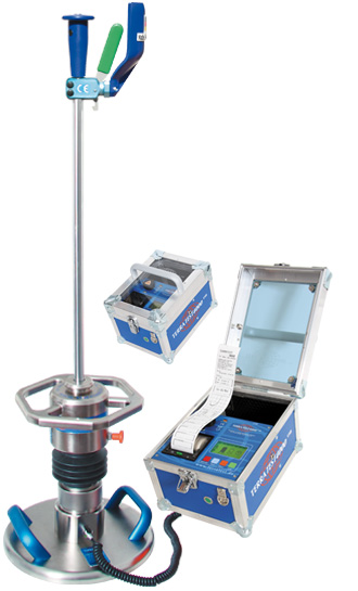 Light Drop Weight Tester TERRATEST 4000