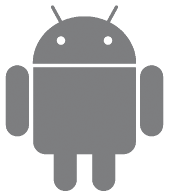 android robot symbol