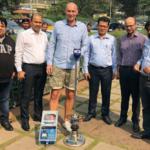 TERRATEST Light Weight Defectometer in India