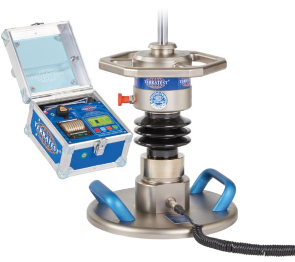 Light Weight Deflectometer TERRATEST 4000 STREAM buy 900x800